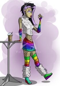 commission_piece___lazy_girl_by_iddstar-d758v1n